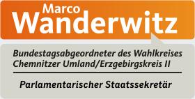 Marco Wanderwitz - Bundestagsabgeordneter des Wahlkreises Chemnitzer Umland/Erzgebirgskreis II
