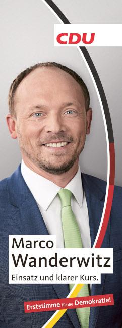 Flyer zur Bundestagswahl 2021